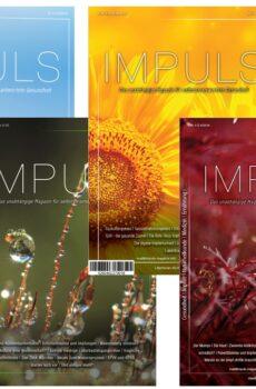Set: IMPULS Magazin Jahrgang 2016