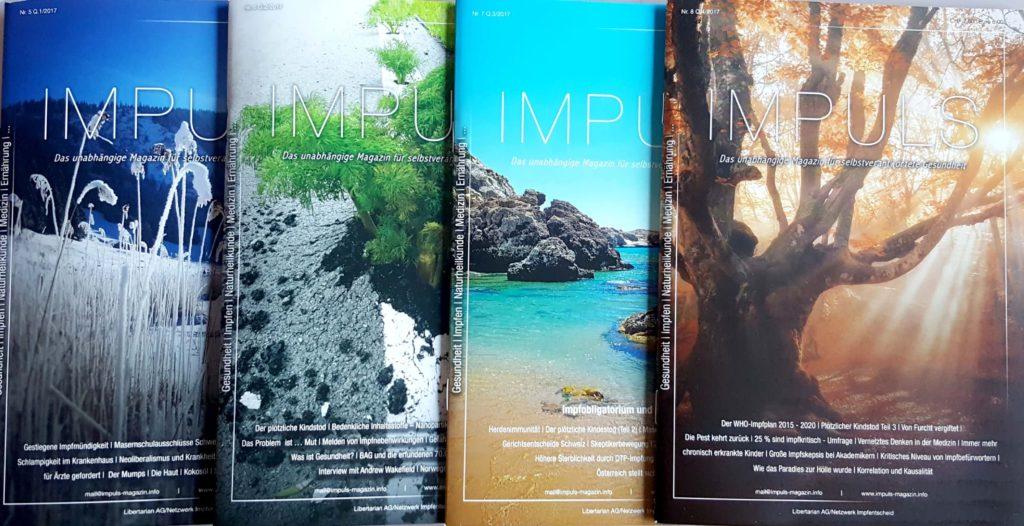IMPULS – kompletter Jahrgang 2017