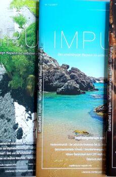 IMPULS - kompletter Jahrgang 2017