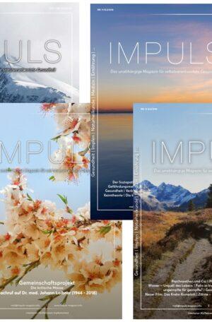 Set: IMPULS Magazin Jahrgang 2018