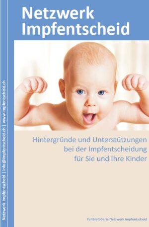 Faltblatt - Liebe Eltern