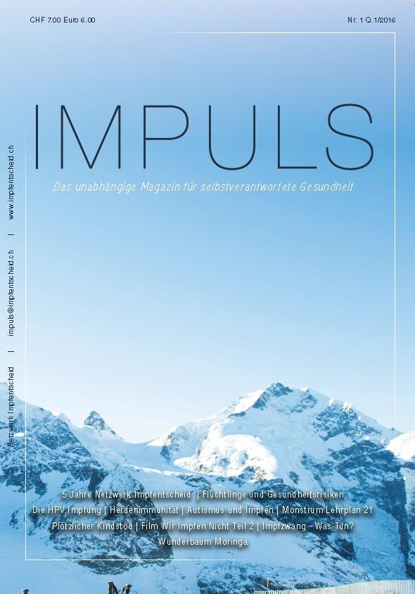 Cover IMPULS 1