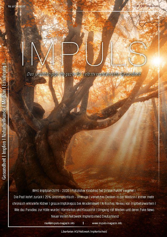 IMPULS Magazin Nr. 8 Q4/2017