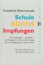 Schule - AD(H)S - Impfungen