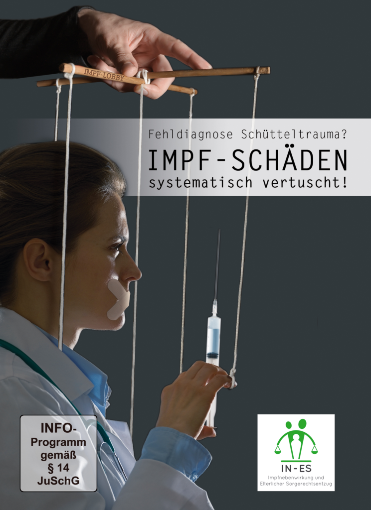 DVD – Fehldiagnose Schütteltrauma? IMPFSCHÄDEN SYSTEMATISCH VERTUSCHT!