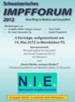 DVD Impfforum 2012 Schweiz
