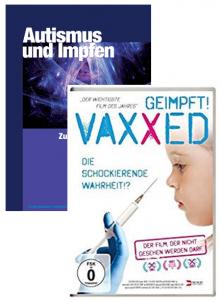 VAXXED - SET (Doppel-DVD und Buch)