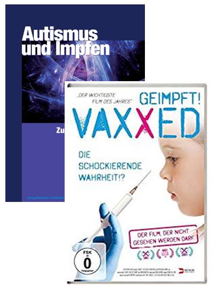 VAXXED – SET2 (Blu Ray und Buch)