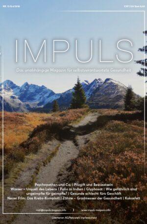 IMPULS Magazin Nr. 12 Q4/2018
