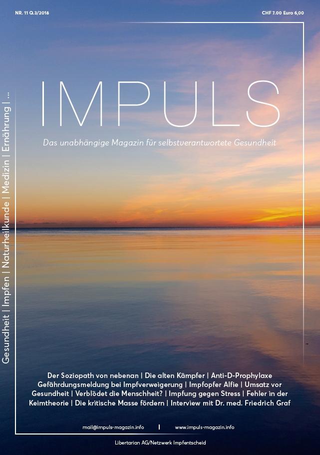 IMPULS Magazin Nr. 11 Q3/2018