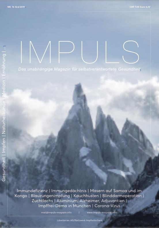 IMPULS Magazin Nr. 17 Q1/2020