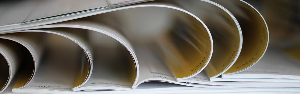Magazine/Zeitschriften