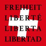 Freiheitsartikel Schweiz