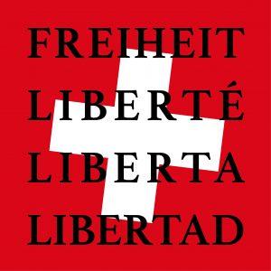 Freiheitszeichen