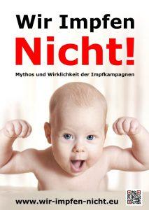 """DVD """"Wir Impfen Nicht"""""""