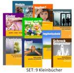 SET: 9 Kleinbücher